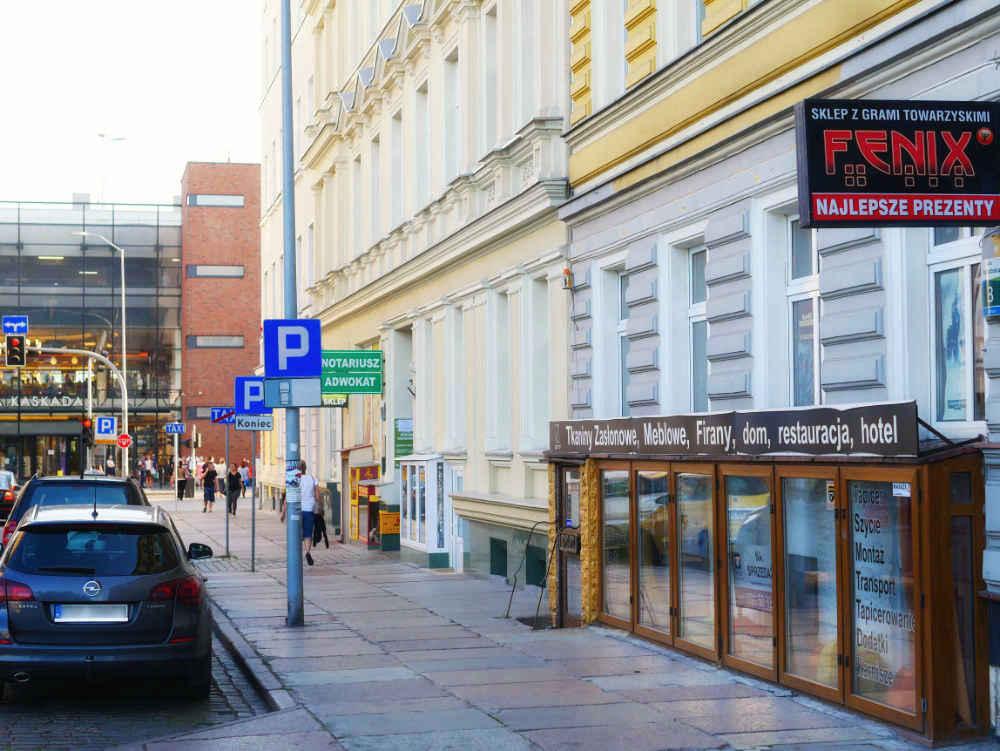Fenix Szczecin Ulica Kaszubska