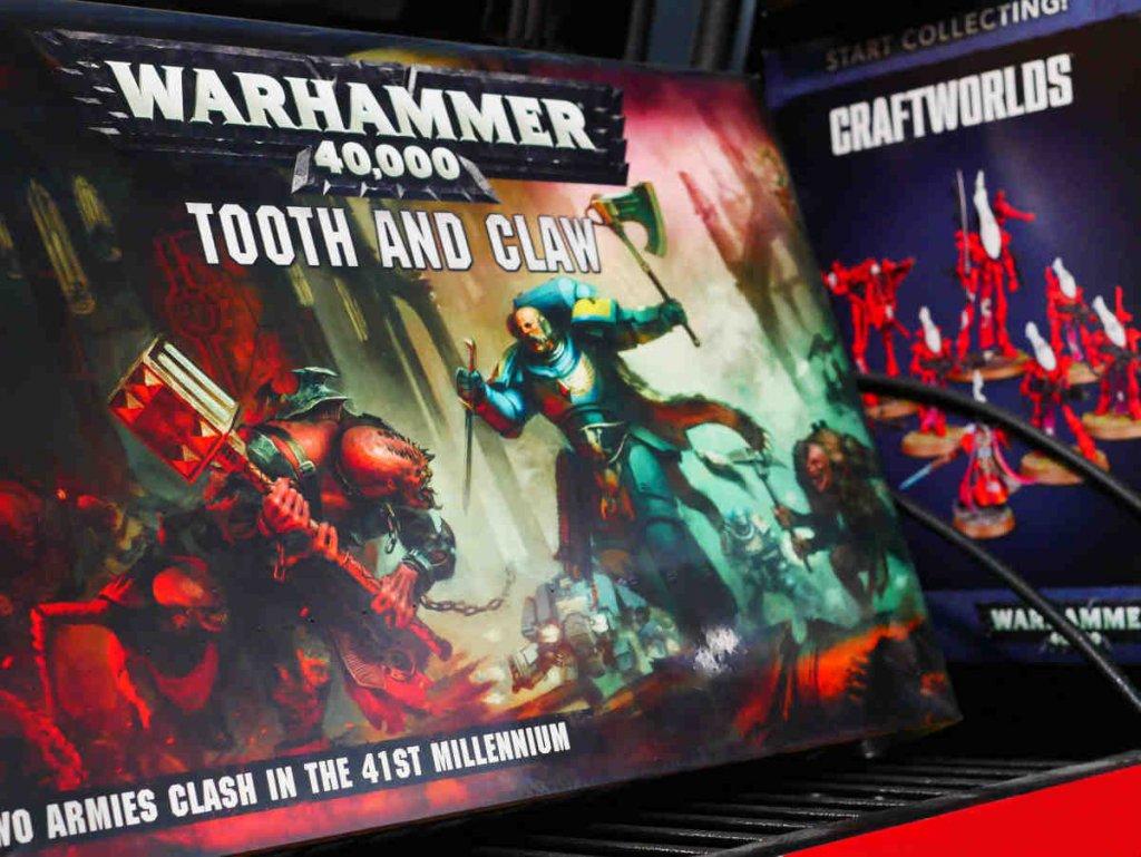 gry planszowe warhammer szczecin