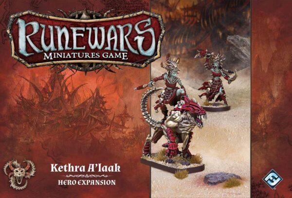 Blood RRunewars Miniatures Game EN