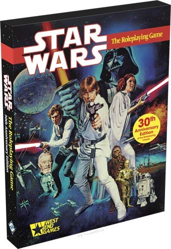 STAR WARS The Roleplaying Game 30 th Anniversary Edition