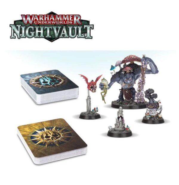 WH Nightvault - Mollog's Mob Sleeves