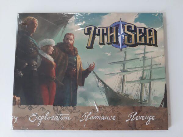 7th Sea – Printed in Taiwan