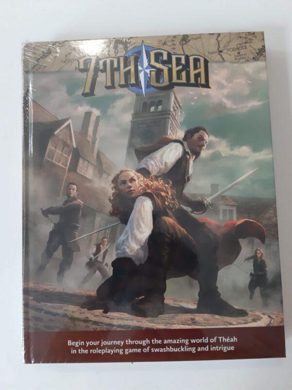 7th Sea - Heroes & Villains