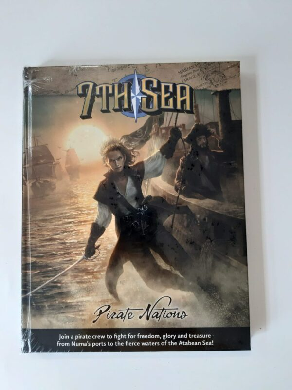 7th Sea – Pirate Nations