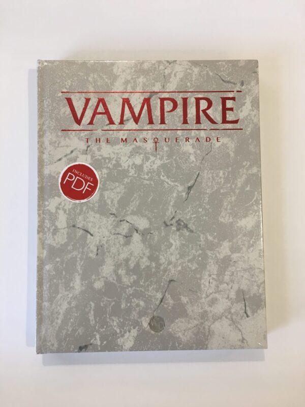 Vampire The Masquerade 5E Core Rulebook Deluxe 1 scaled